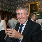 John Denham at the Hampshire Fare event in Westminster